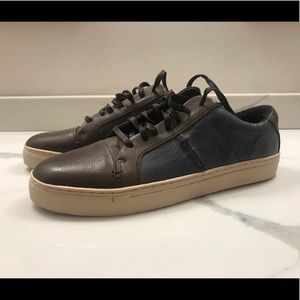 BACCO BUCCI leather sneakers